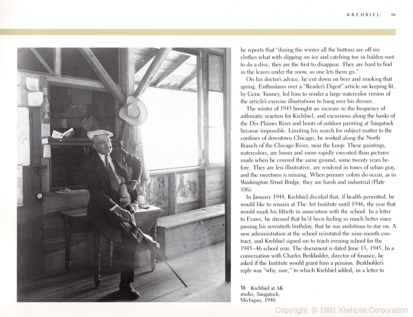 Page 30 of Krehbiel - Life and Works of an American Artist